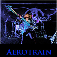 Aerotrain Aerosmith tribute